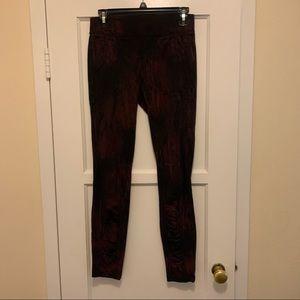 Soft Surrondings faux leather legging